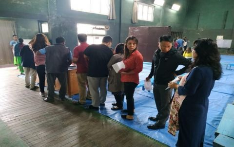 Voter turnout high in Outer PC Manipur; poll percentage reaches 68 + at 3pm